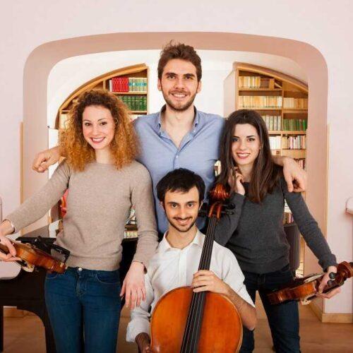 I concerti della Fondazione Cristo Re – Quartetto Werther