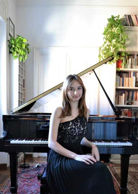 I concerti della Fondazione Cristo Re – Giulia Loperfido