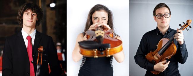 I concerti della Fondazione Cristo Re – Notarangelo, Ruggero, Cecchetti