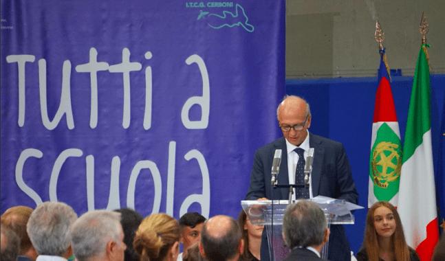 Cerimonia di inaugurazione dell'anno scolastico 2018-2019