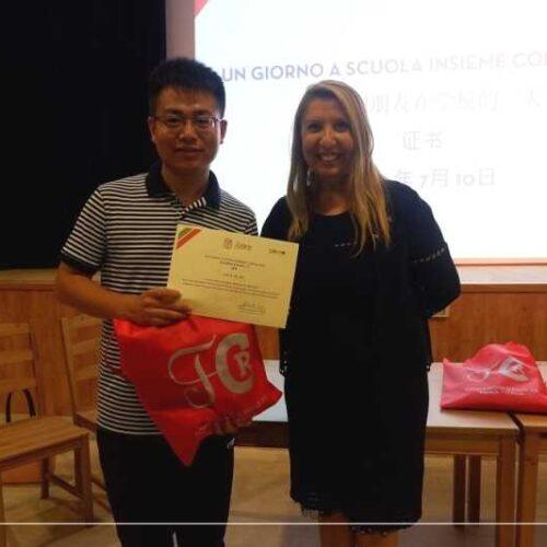 A Scuola insieme con la Cina – Incontro tra Studenti Cinesi e Italiani [Gallery]