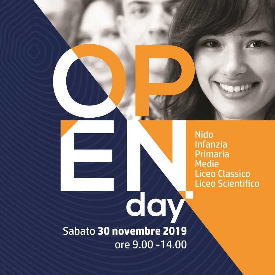Open Day novembre 2019