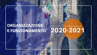 Organizzazione e Funzionamento a.s. 2020-2021