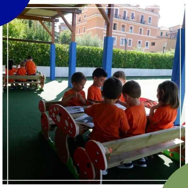 Scuola dell'infanzia Istituto Cristo Re - Roma quartiere Trieste
