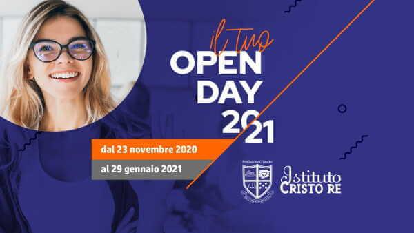 Prenota il Tuo Open Day!