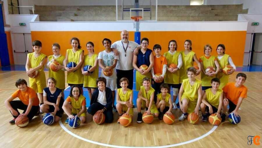 Corso pomeridiano di Basket
